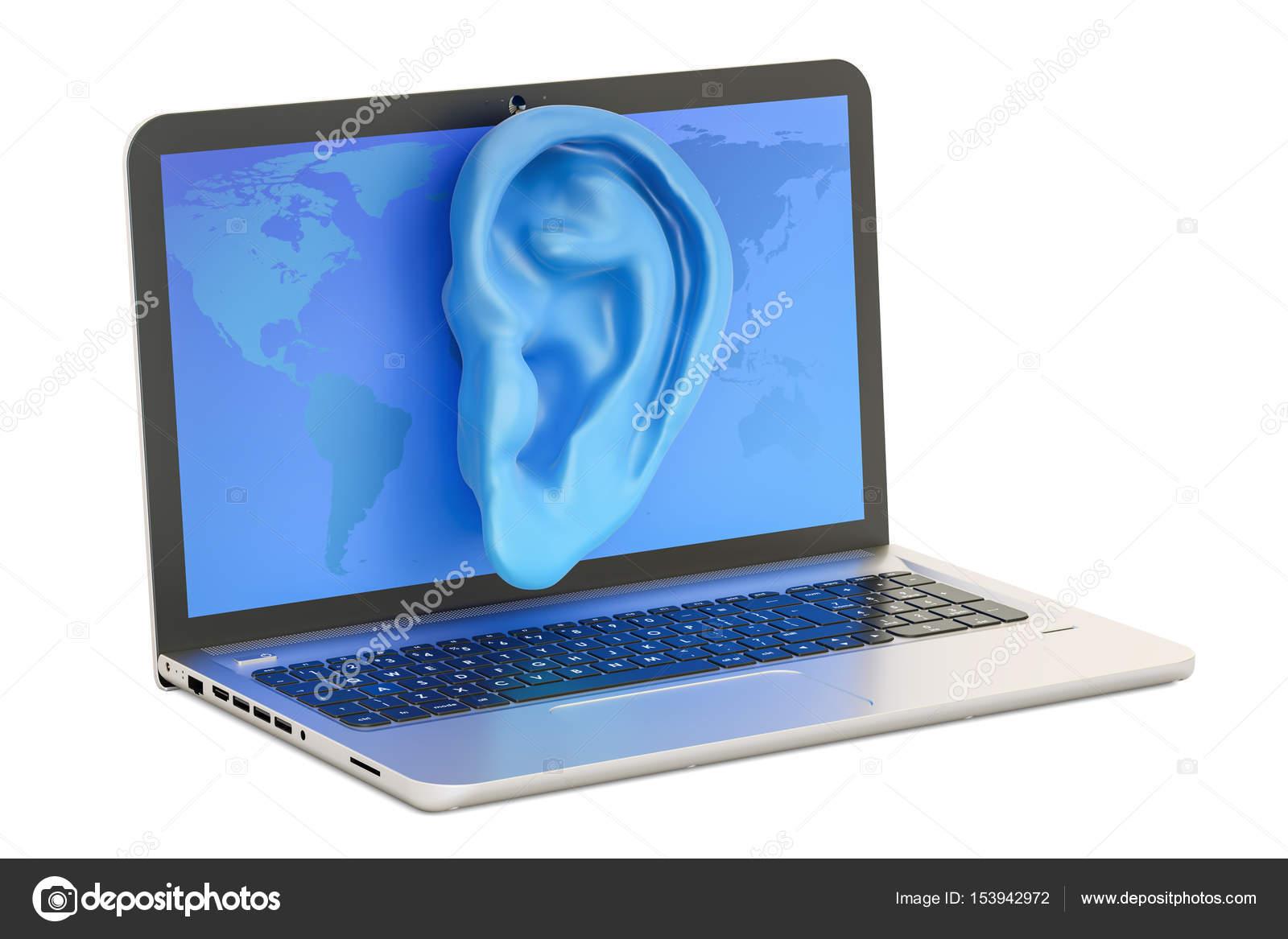 mouchard ordinateur portable