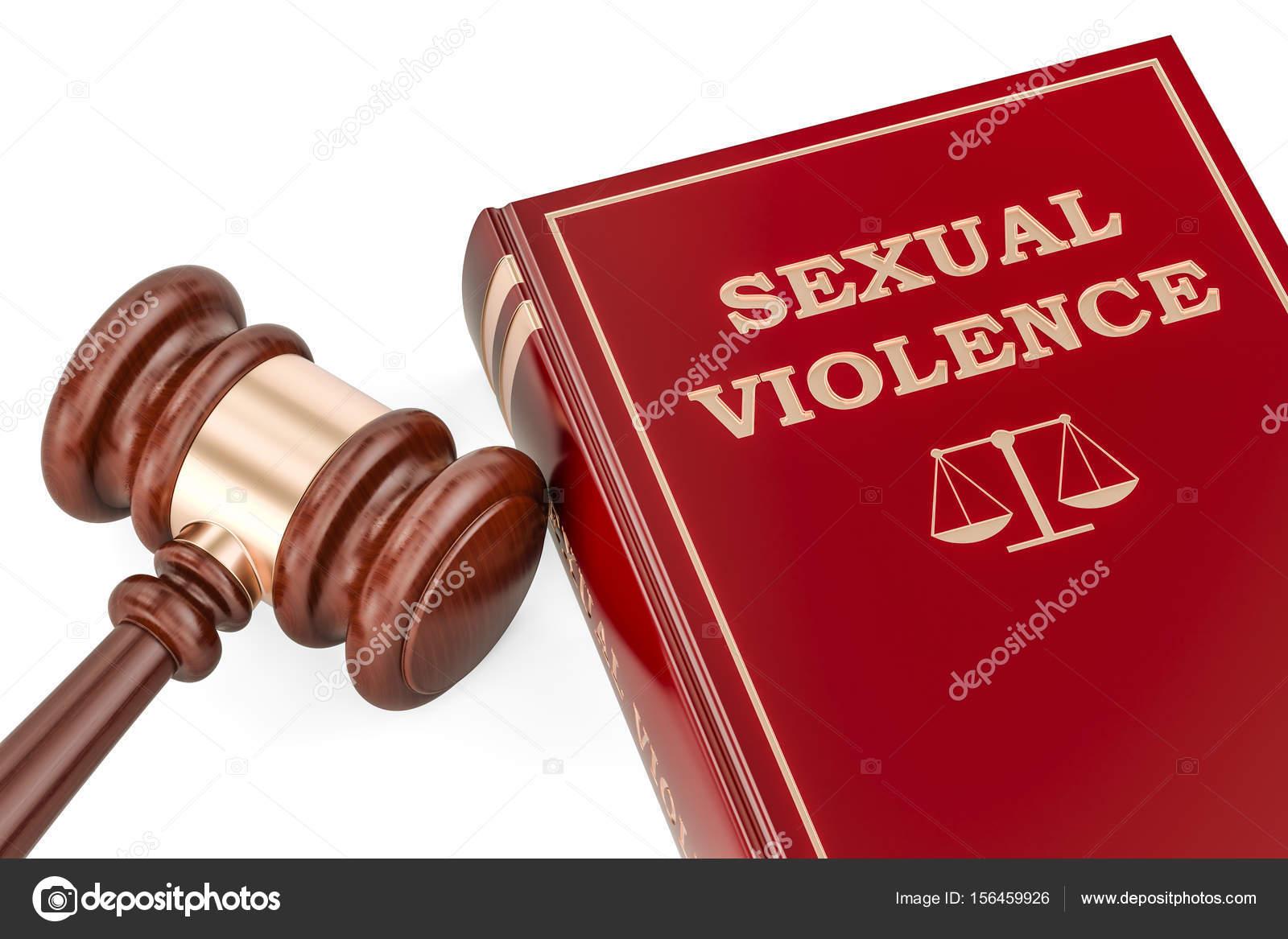 7c53674376e Conceito de violência sexual com o martelo e o livro