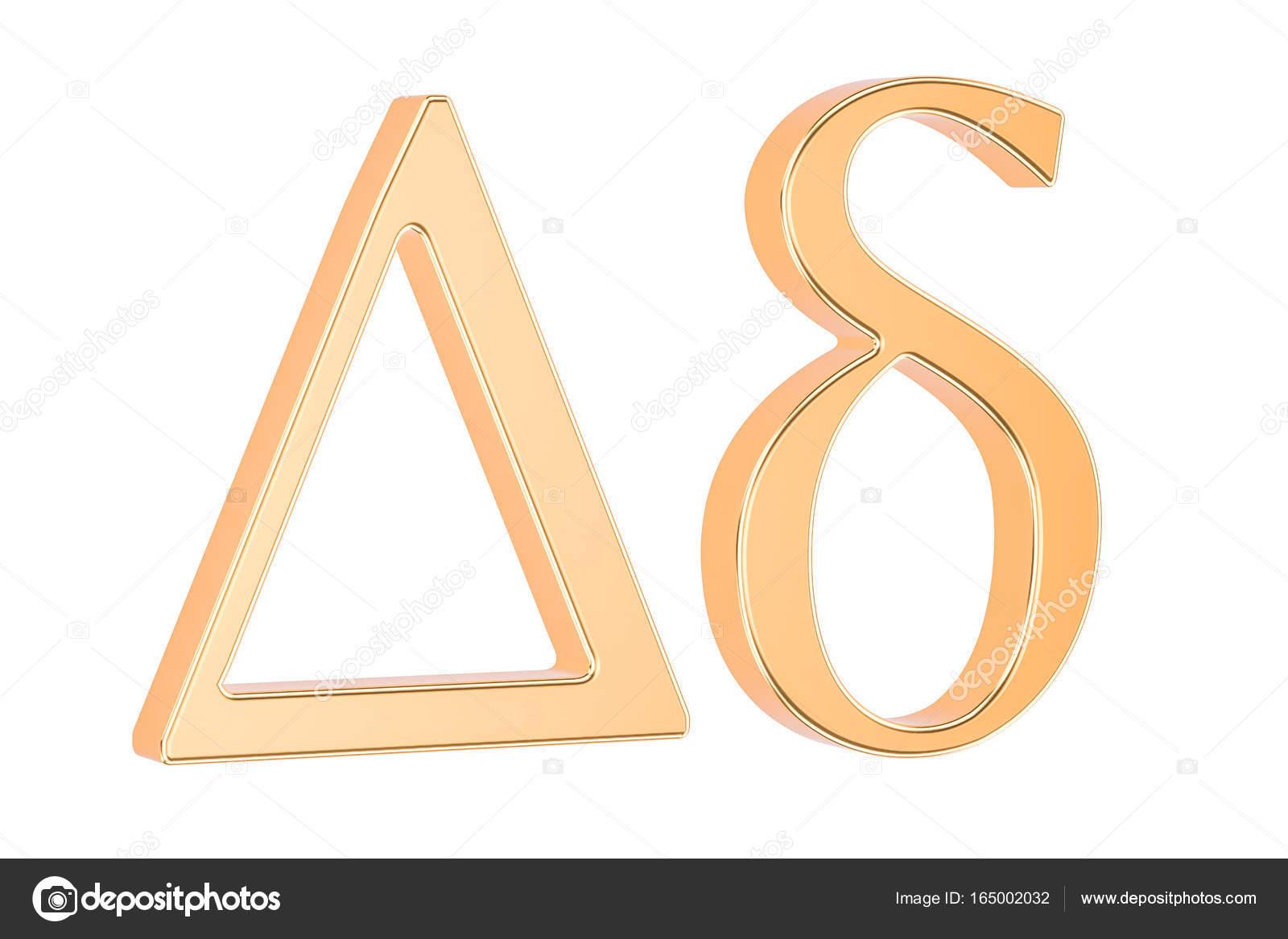 Golden greek letter delta 3d rendering stock photo alexlmx golden greek letter delta 3d rendering stock photo biocorpaavc Choice Image