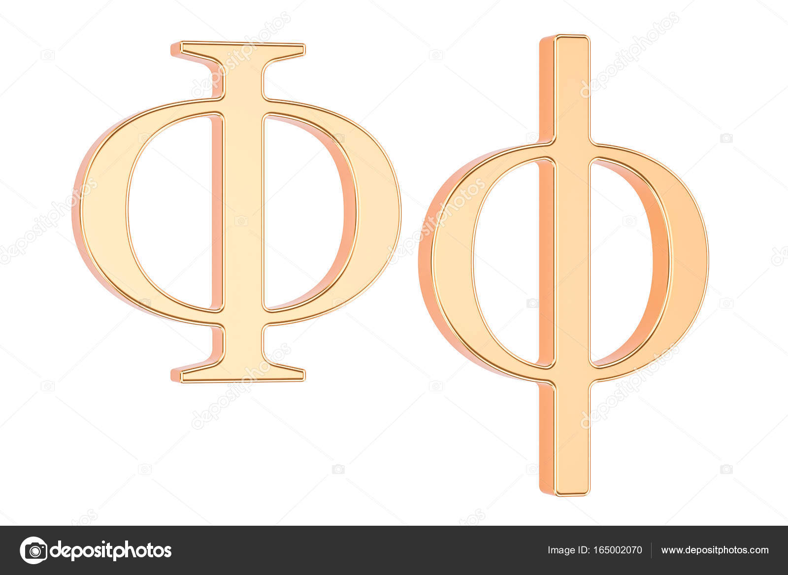 depositphotos_165002070-stock-photo-golden-greek-letter-phi-3d  D Phi Paper Letter Template on printable box, cut out,