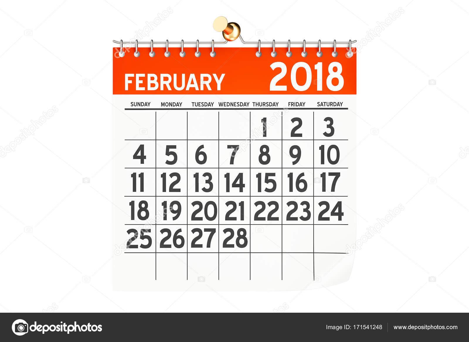 55404eea823ff Calendario En Blanco Febrero 2018 Febrero 2018 - Wallpaperworld1st.com