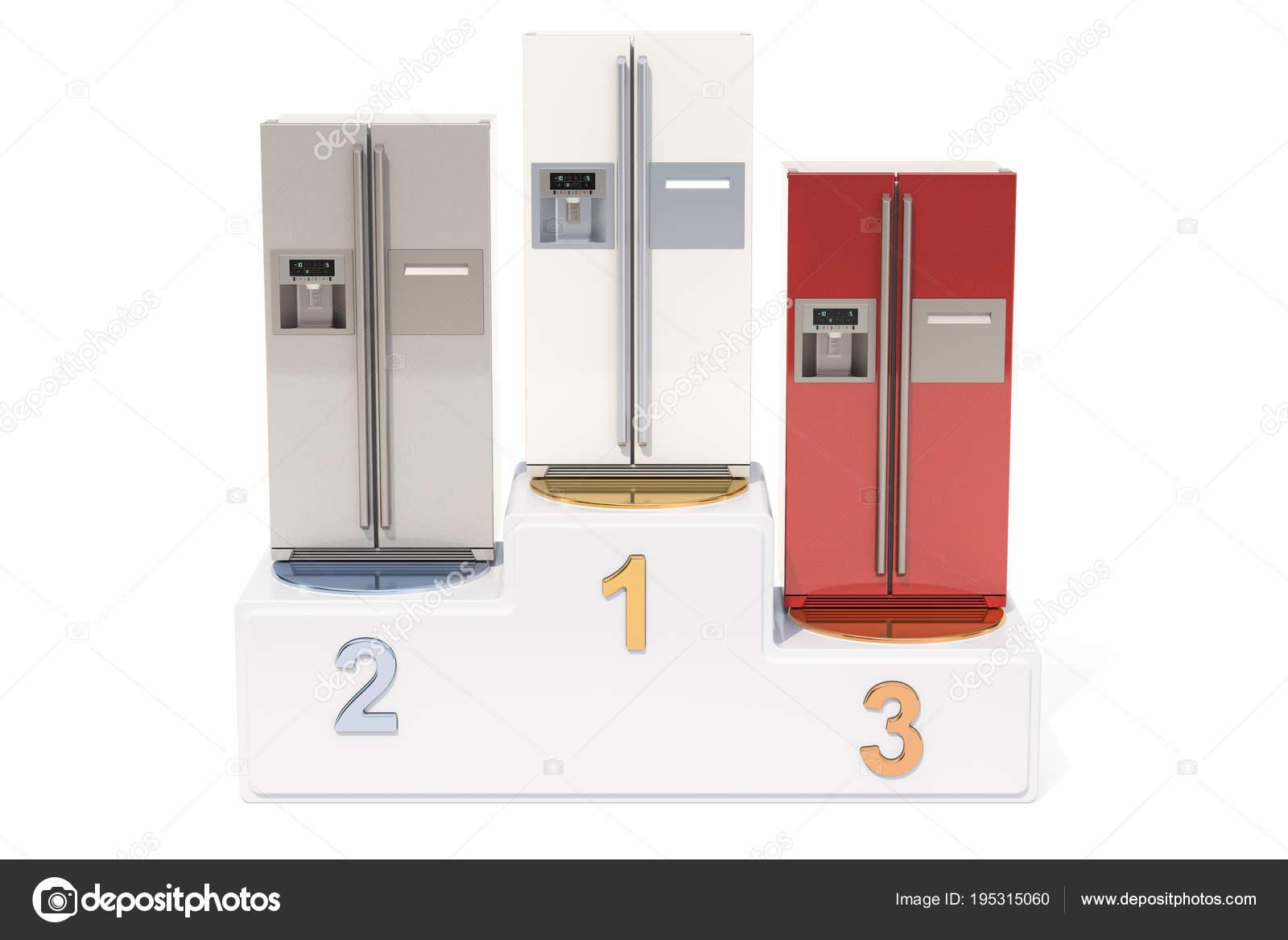 Side By Side Kühlschrank Bewertung : Kühlschrank bewertungen konzept gewinner podium mit modernen