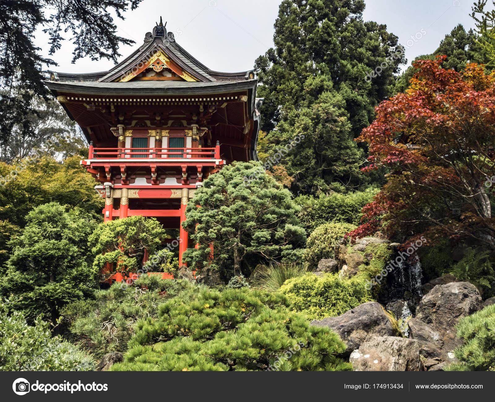 Jard n japon s golden gate park san francisco california for Jardin japones hagiwara de san francisco