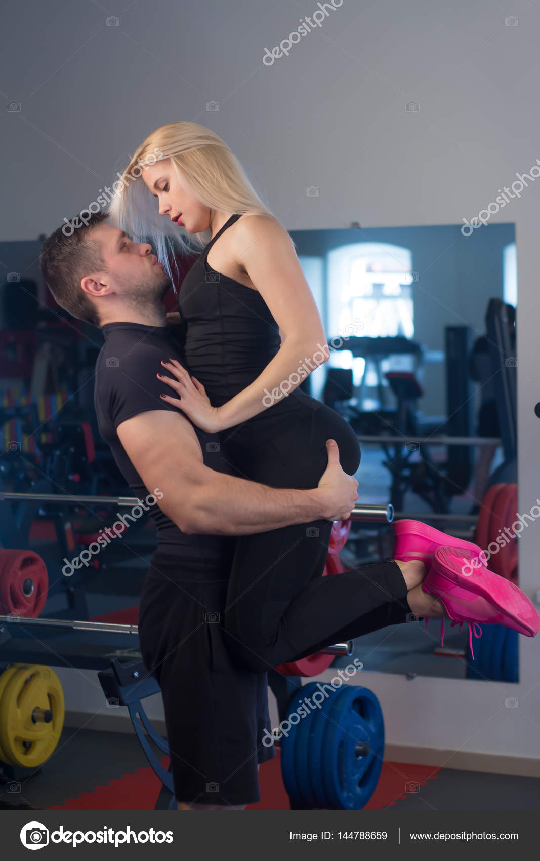 Hot diaper girl bondage