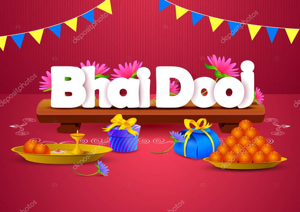 Bhai Dooj wallpaper background