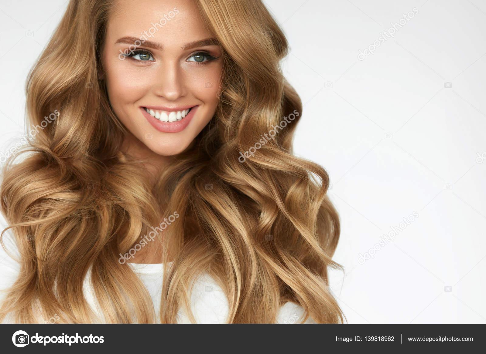 Beautiful Curly Hair Girl Beautiful Curly Hair Girl With