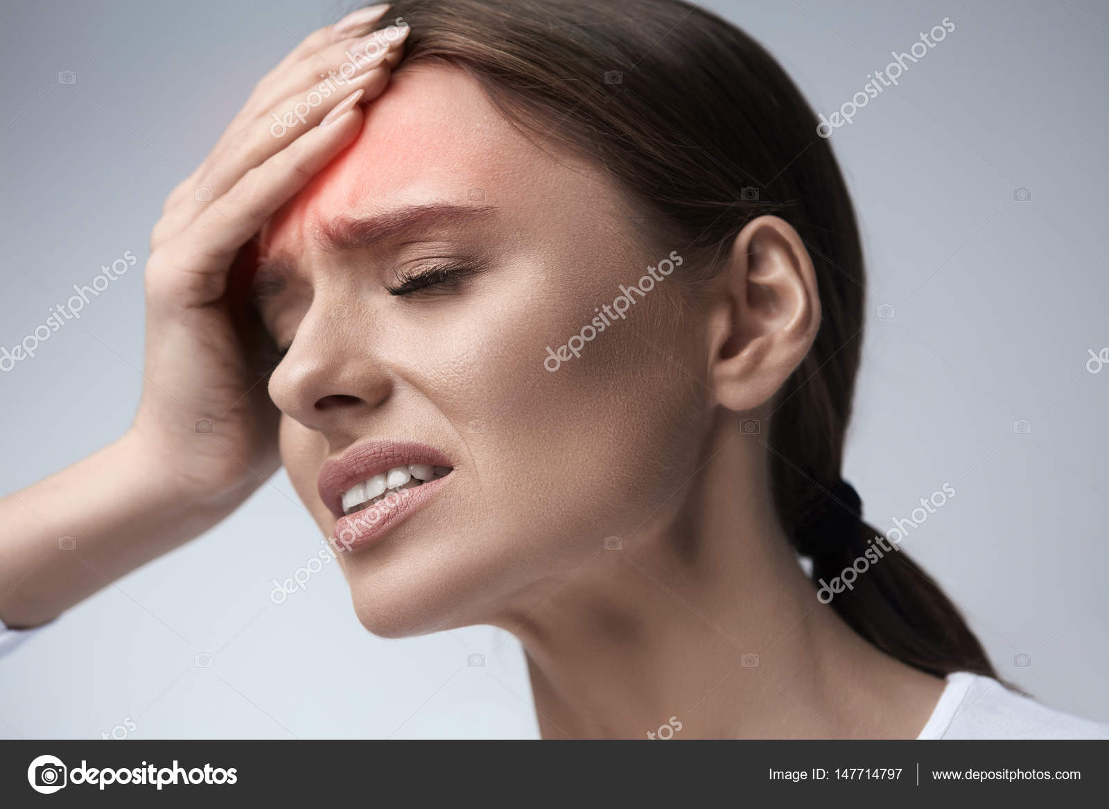feber ont i nacken