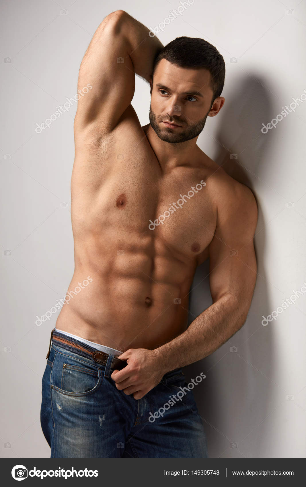 Male sexy young Why the