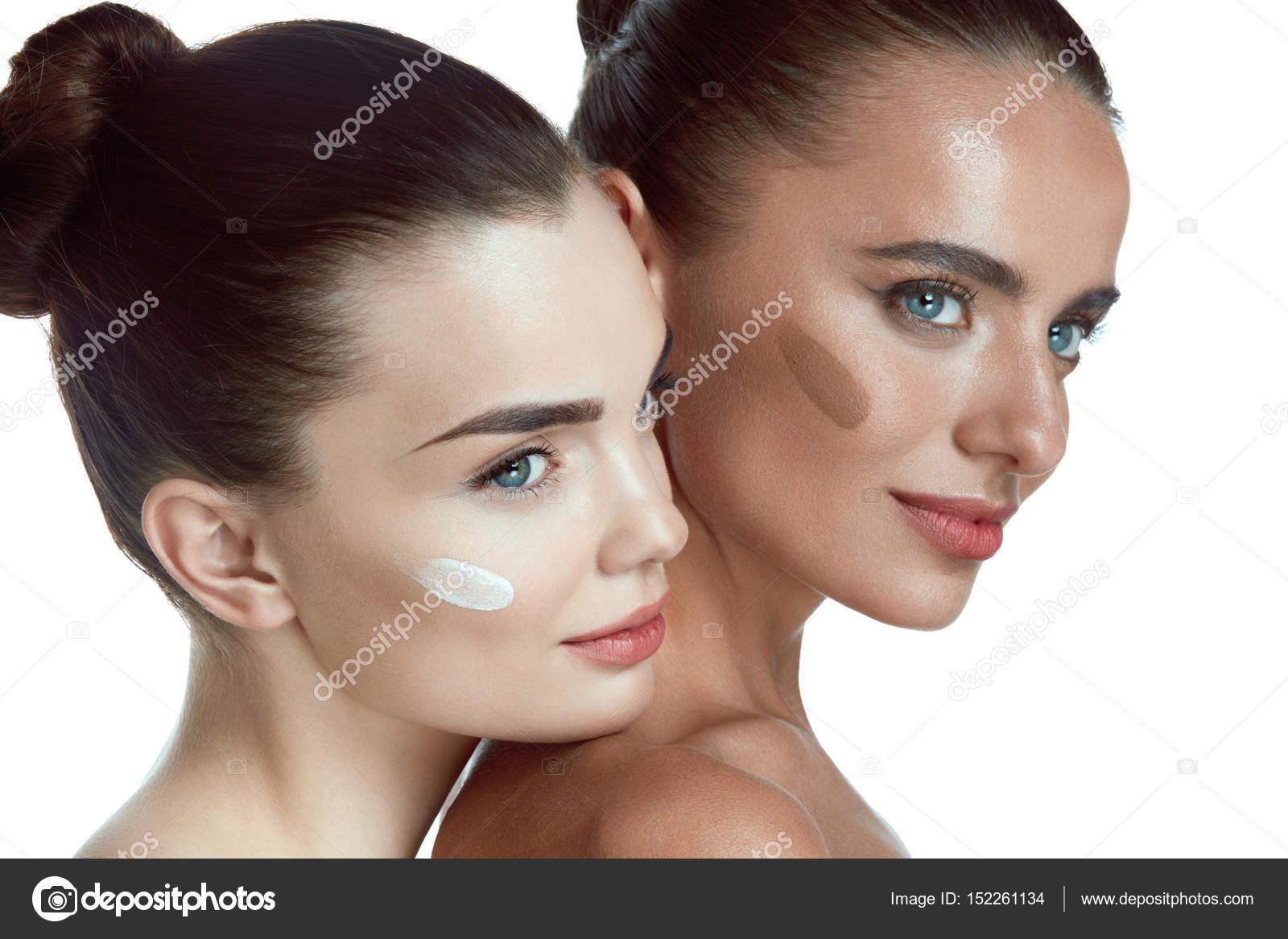 Imagenes De Maquillaje Para Descargar: Rostros De Mujeres Bellas Para Descargar
