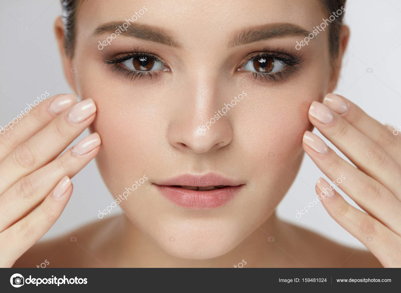 zachte huid gezicht