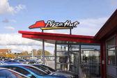 Swansea, Vereinigtes Königreich: 21. September 2017: Pizza Hut ist ein amerikanisches Restaurant und Franchise, bekannt für seine italienischen Küche wie Pizza und Pasta