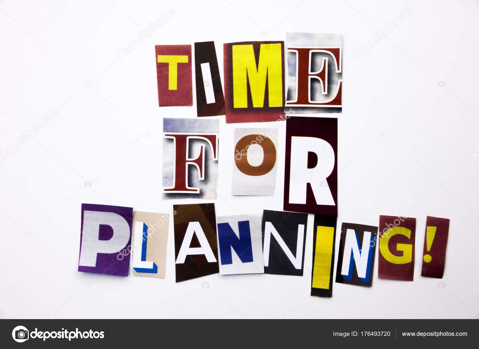 Una palabra escribir el texto que muestra el concepto de tiempo para ...