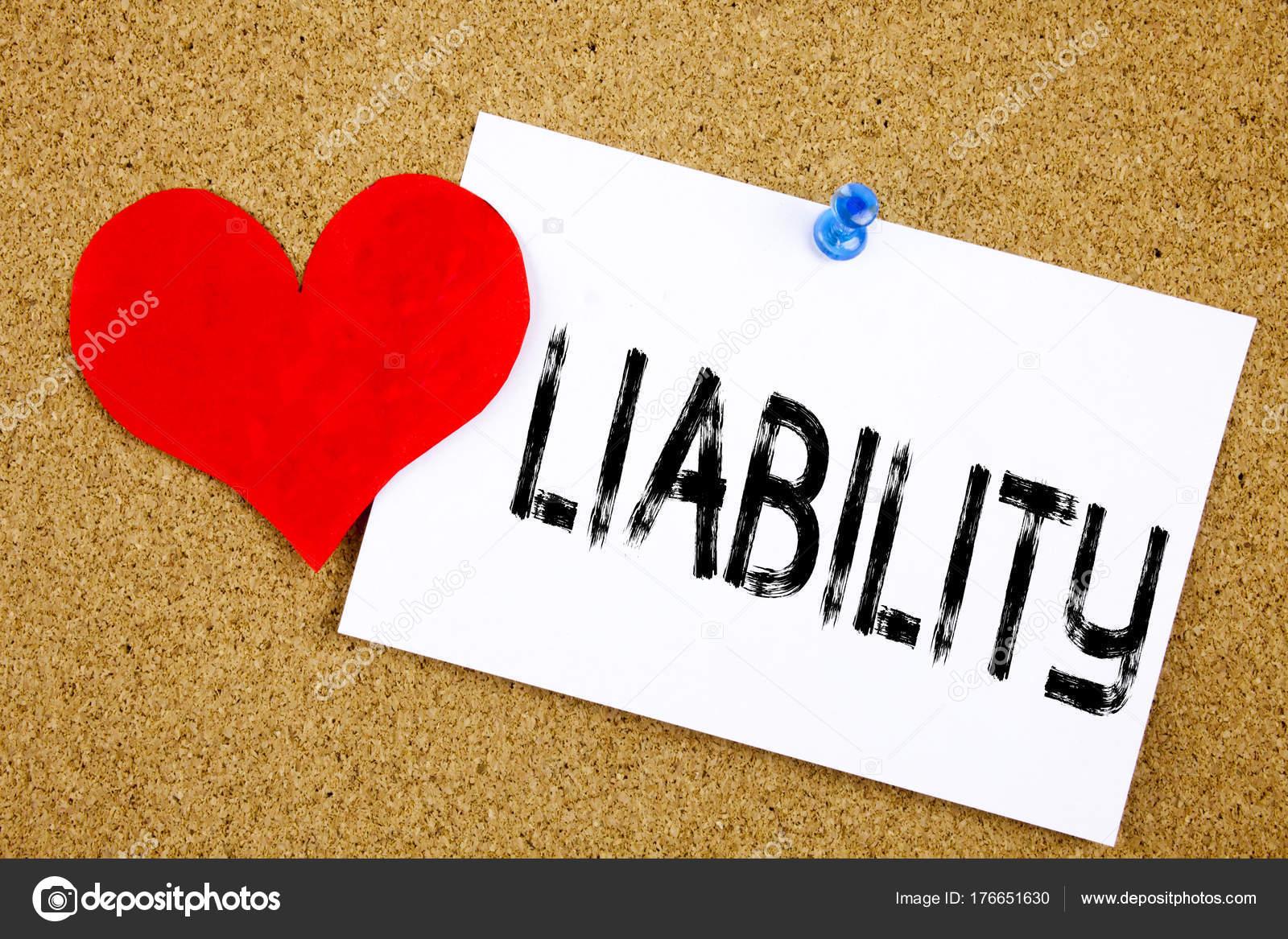 Yasal sorumluluk