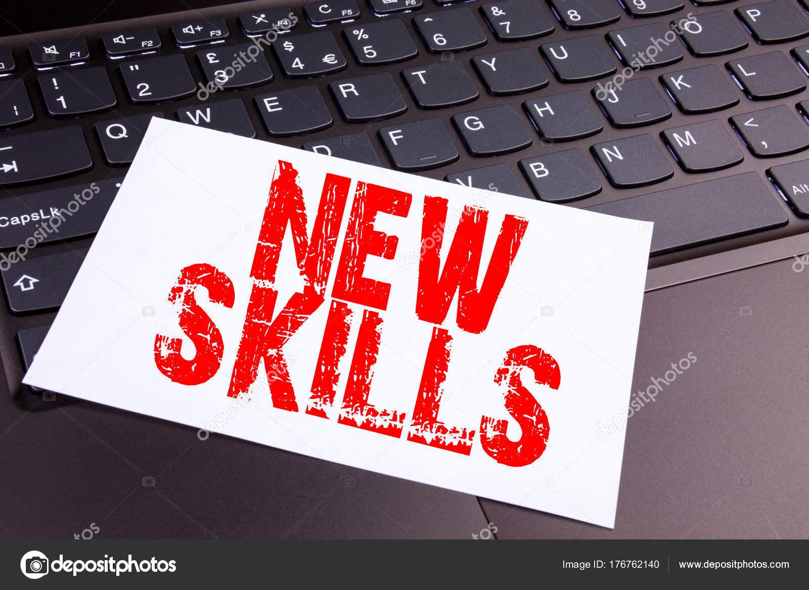 Encantador Habilidades Informáticas Más Reanudación De La Oficina ...
