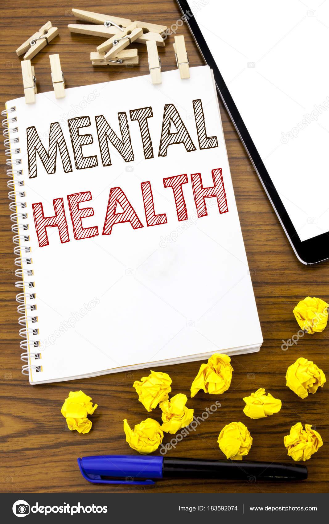 types of chronic mental illness
