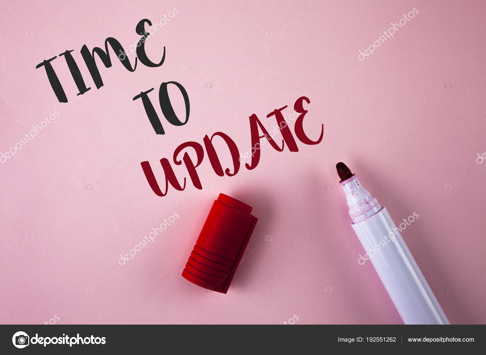 Image result for time to update pink