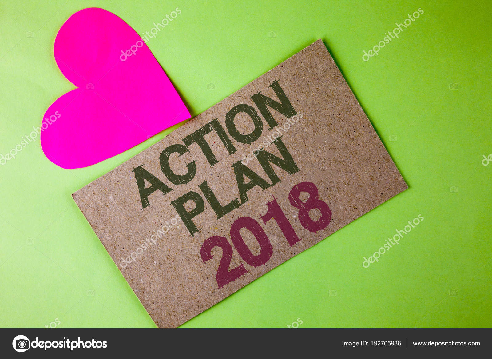 Çok para kazanmak için Eylem Planı