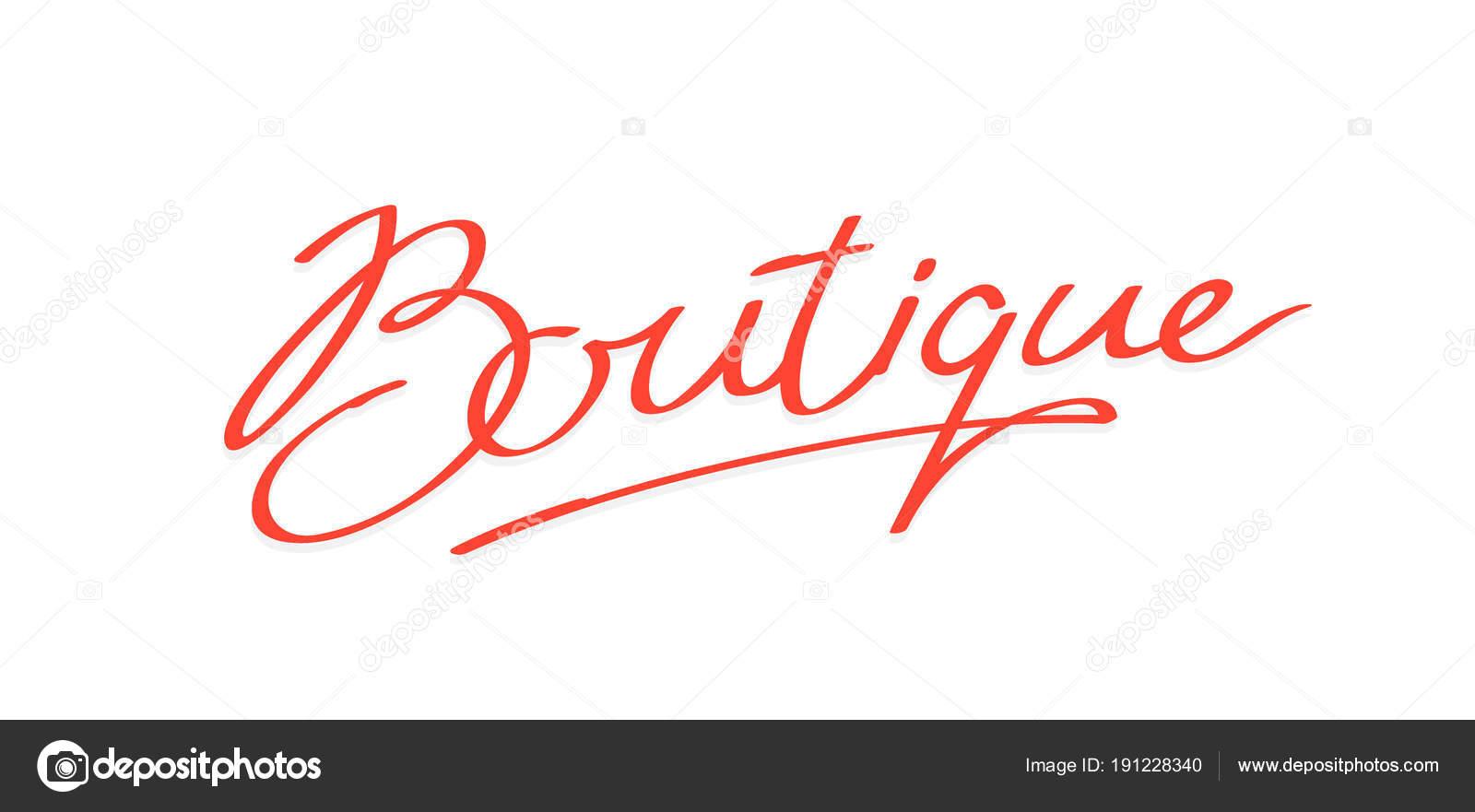 10f0cb7b0b6 Бренд компании. Логотип для магазина одежды и ателье. Бутик косметики.  Магазин Женские. Гламурный бутик. Векторный логотип