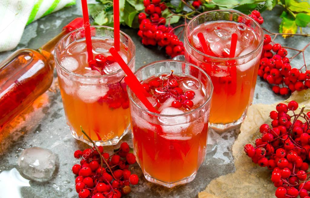 Cocktail Mit Eis