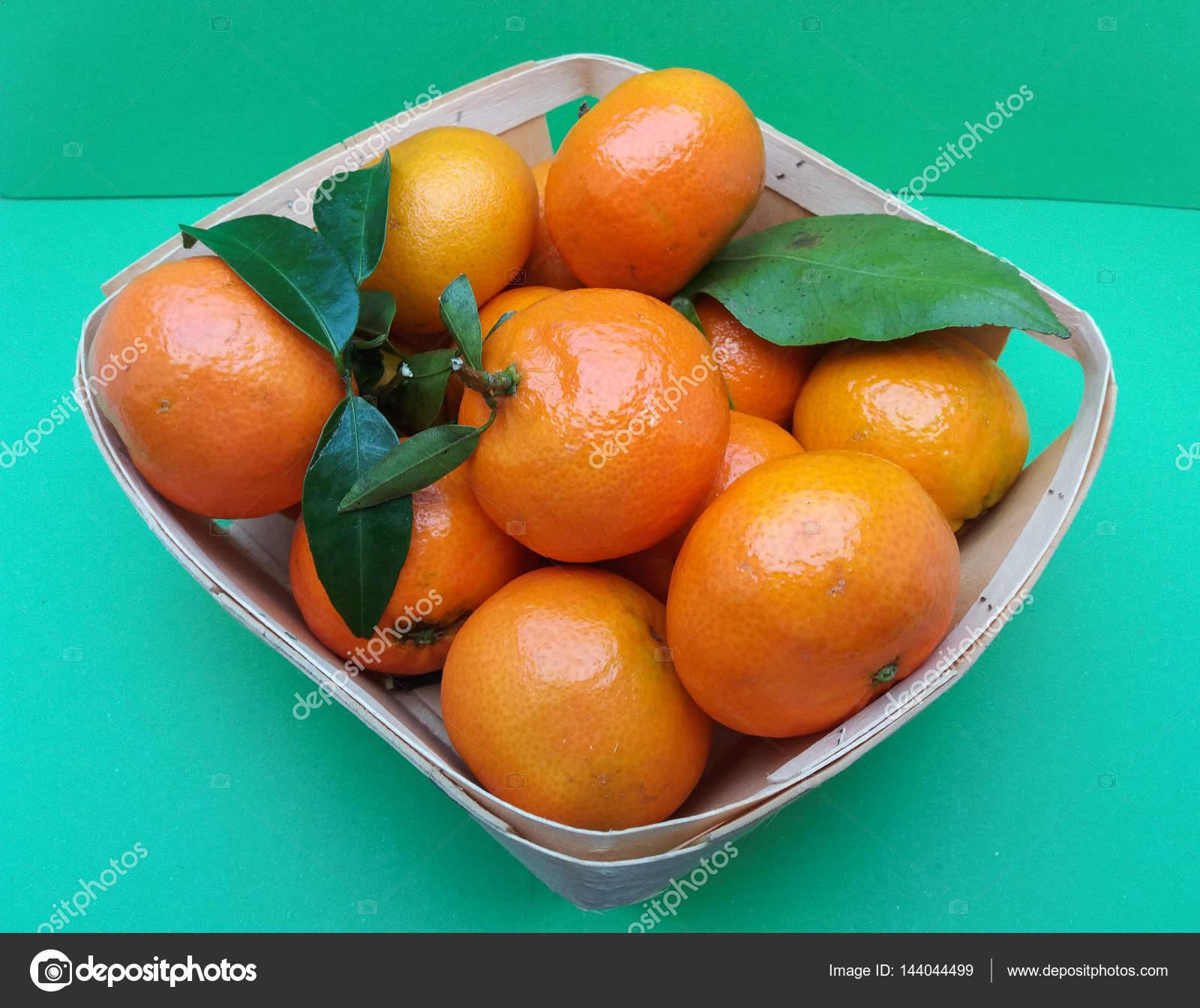 b98aff262d Comida Vegetariana Fruta Laranja Tangerina Citrus Reticulata — Fotografia  de Stock
