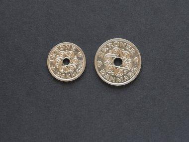 Danish Krone coins, Denmark