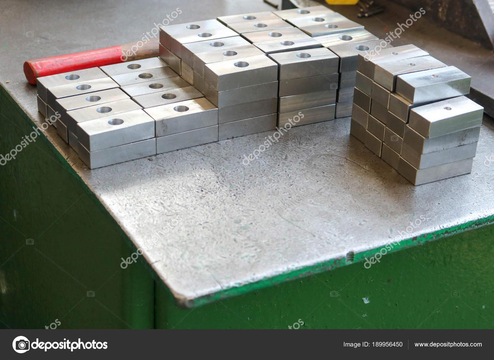 Industrial factory wooden blanks