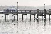 der Starnberger See in Deutschland