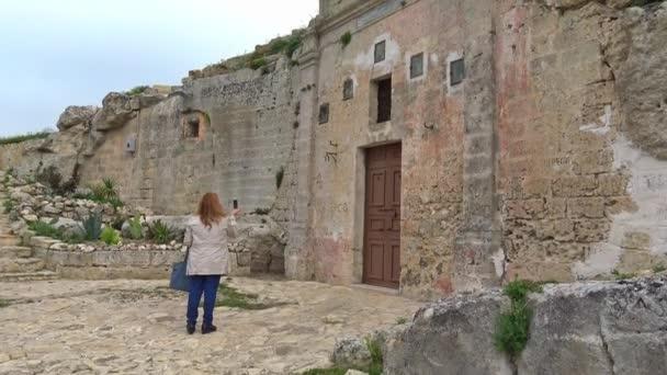 Pietre Italia Matera Aprile 2018 Matera Patrimonio Dell Unesco