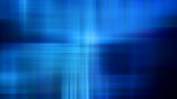 abstraktní modrá aurora