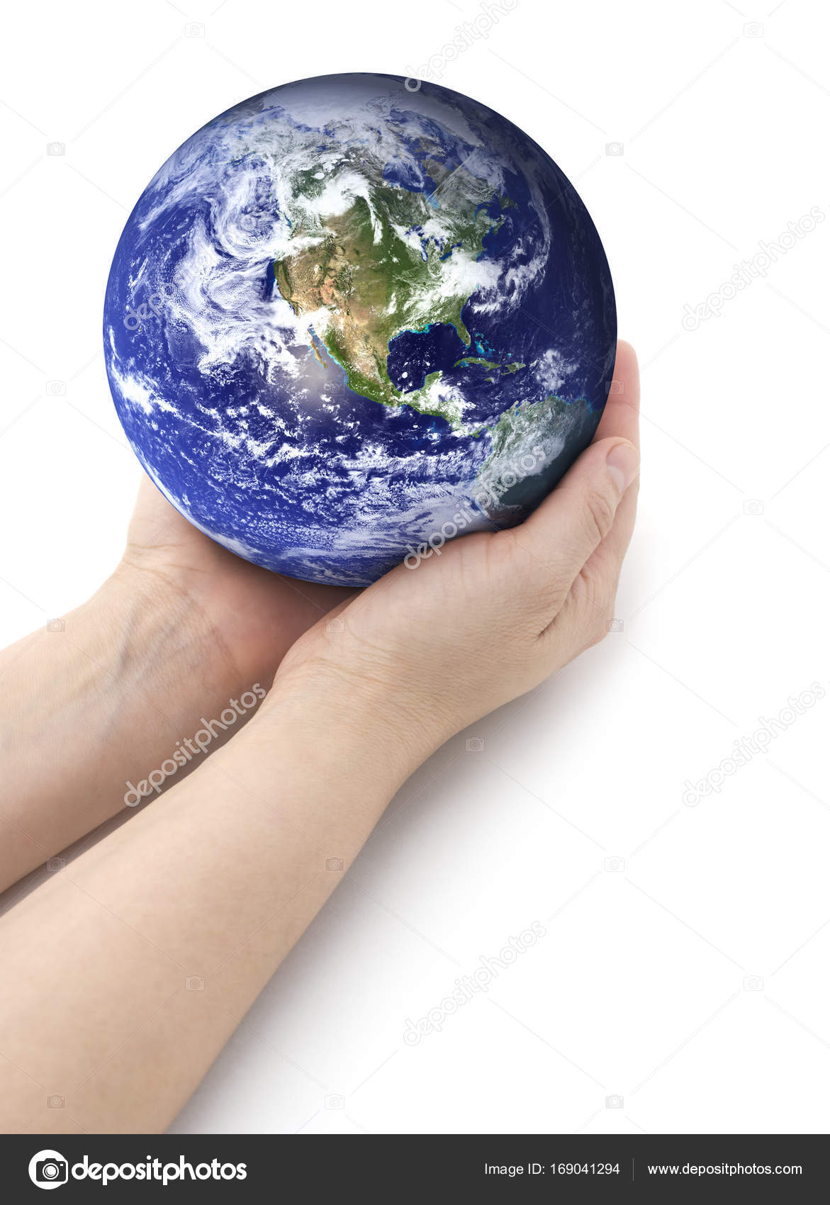 hands carrying earth stock photo imagepixel 169041294