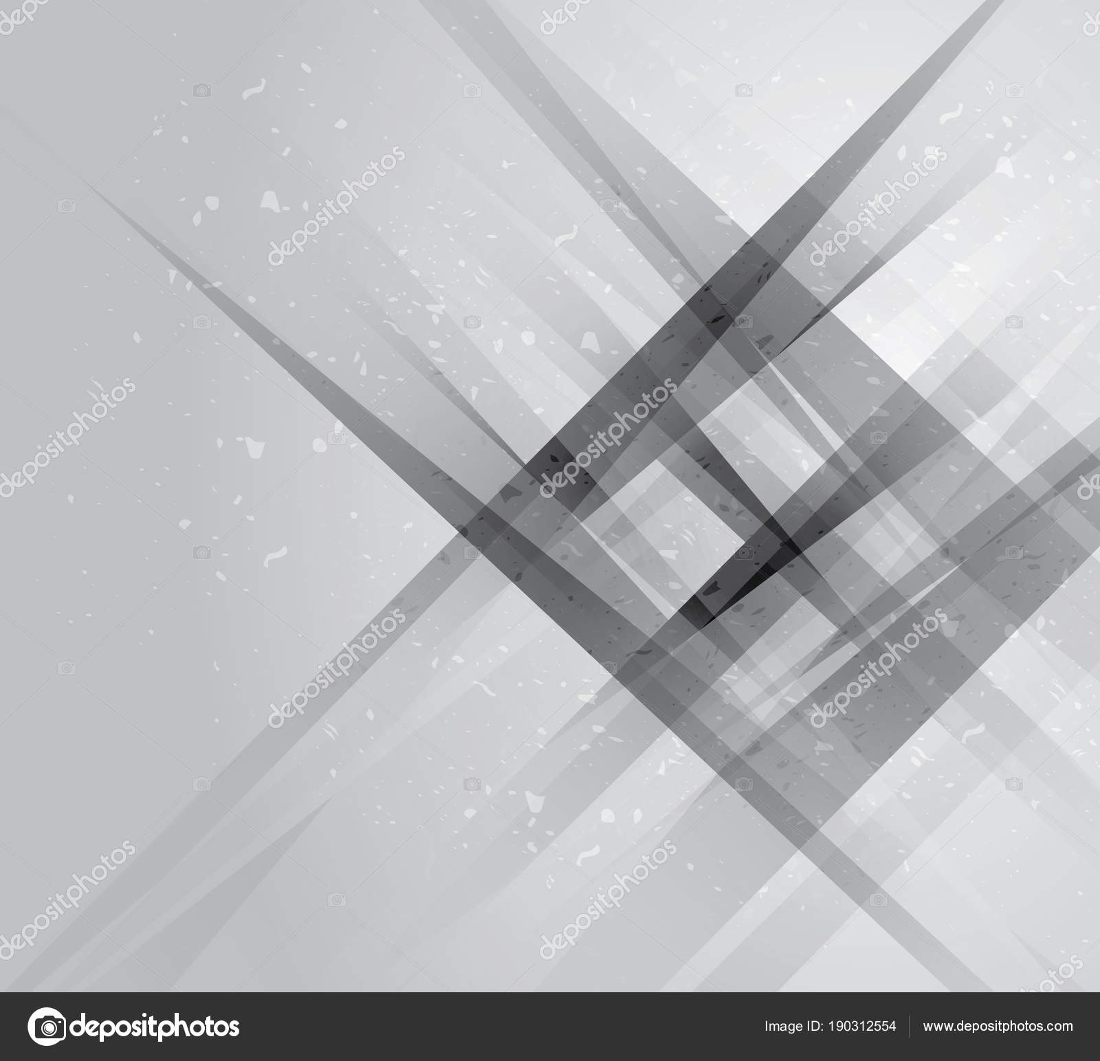 3f045c9271bc Abstract Gray Tech Geometric Corporate Design Background Eps10 Gray Abstract  — Stock Vector