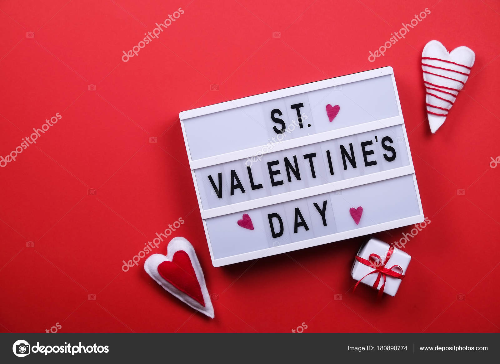 Happy valentines day love symbols concept on bright red happy valentines day love symbols concept on bright red background stock photo biocorpaavc