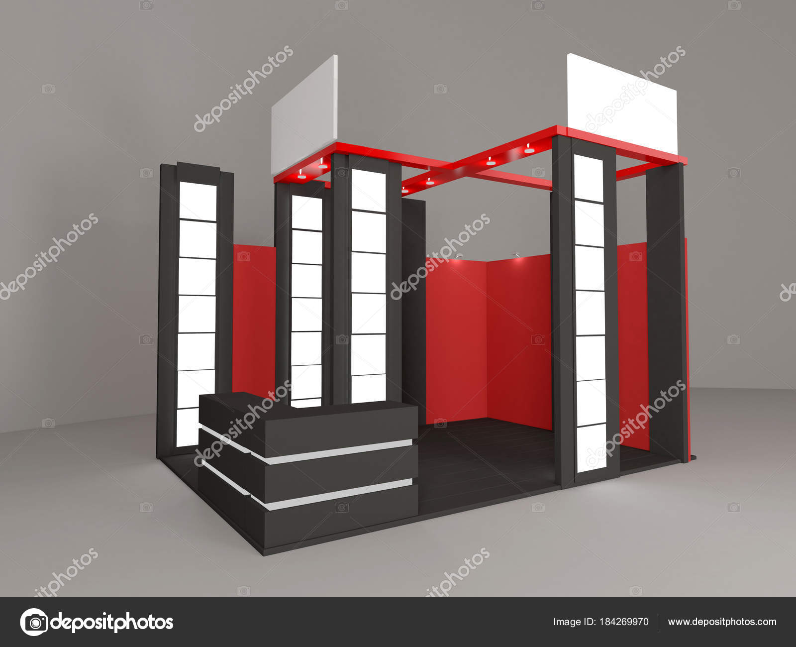 Exhibition Stand 3d Model Free Download : Exhibition shop d mili download d model free d models