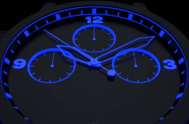 Neon Watch Face