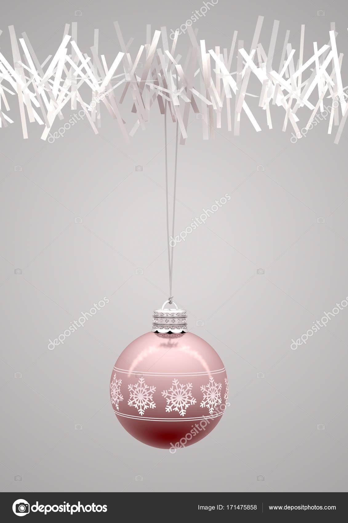 Christbaumkugeln Rosegold.Rose Gold Weihnachten Baubels Stockfoto C Albund 171475858