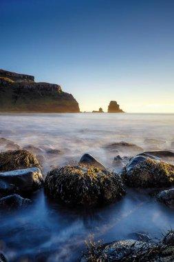 Portrait Landscape of Talisker Bay, Isle of Skye