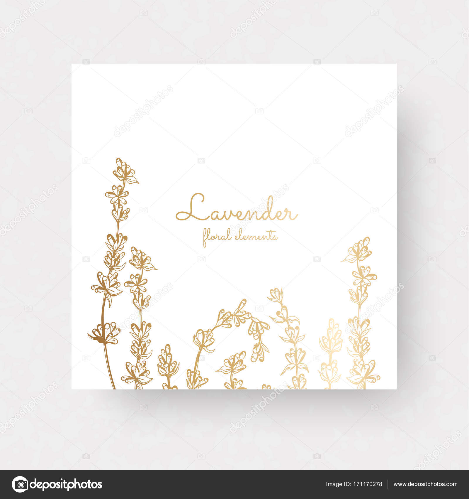 Etiquetas Bodas De Oro Para Imprimir Oro Lavanda