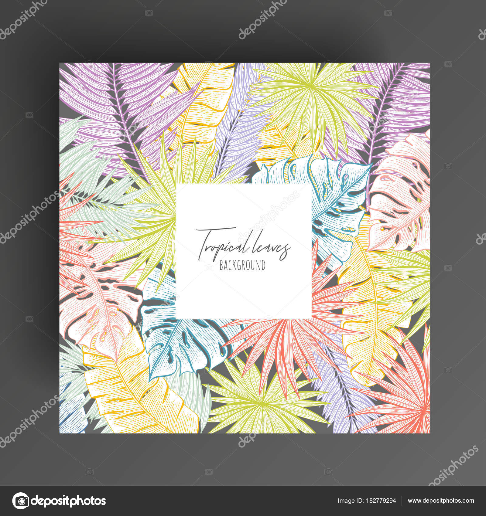 cadre pour carte postale cute baby rhino sourit sur de dessin anim de cadre de fleur pour. Black Bedroom Furniture Sets. Home Design Ideas