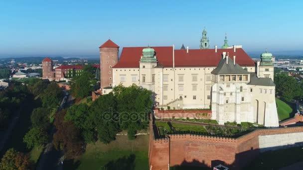 Castello del Wawel e Cattedrale. Cracovia, Polonia