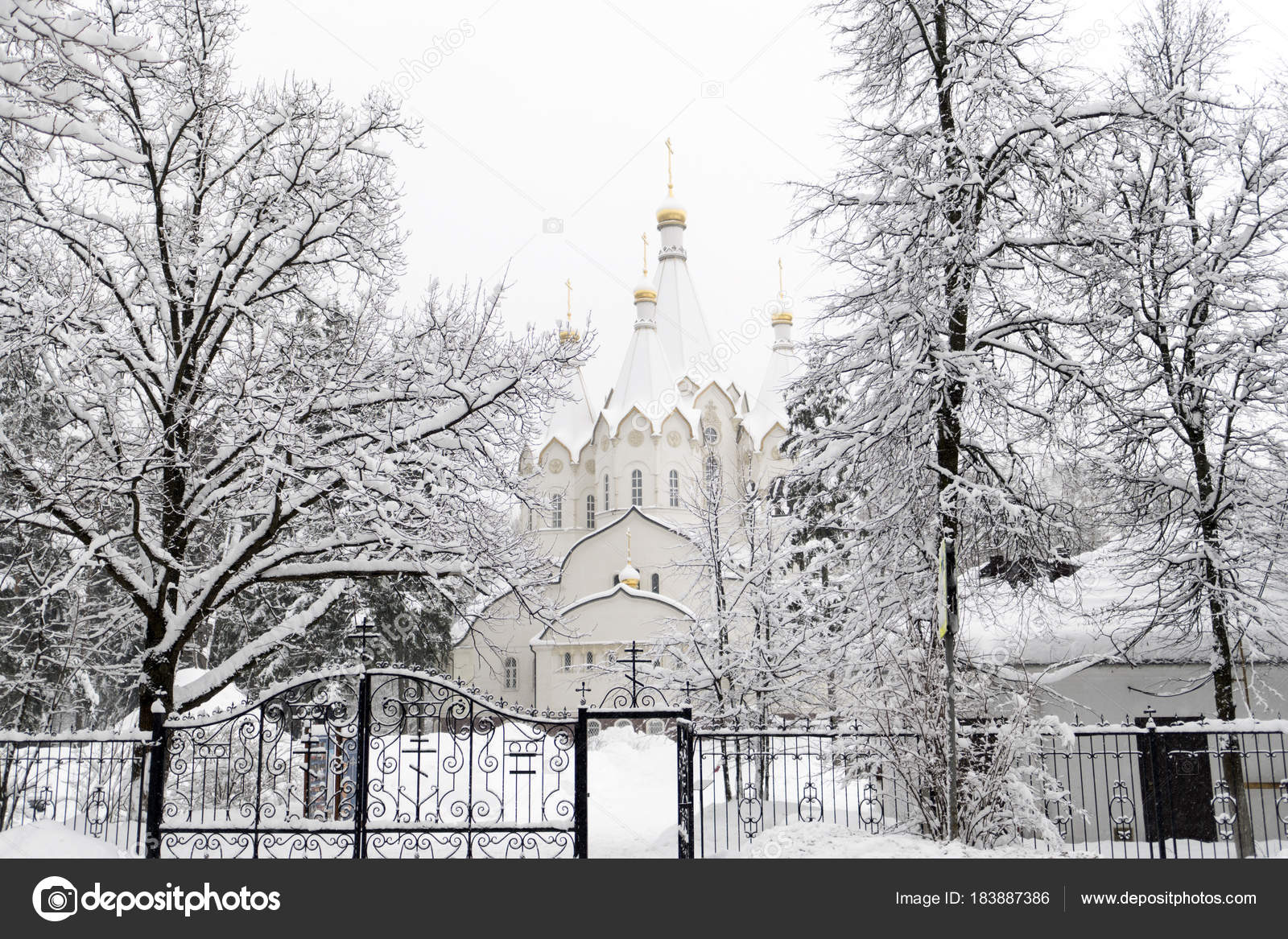 Why is Moscow white-stone