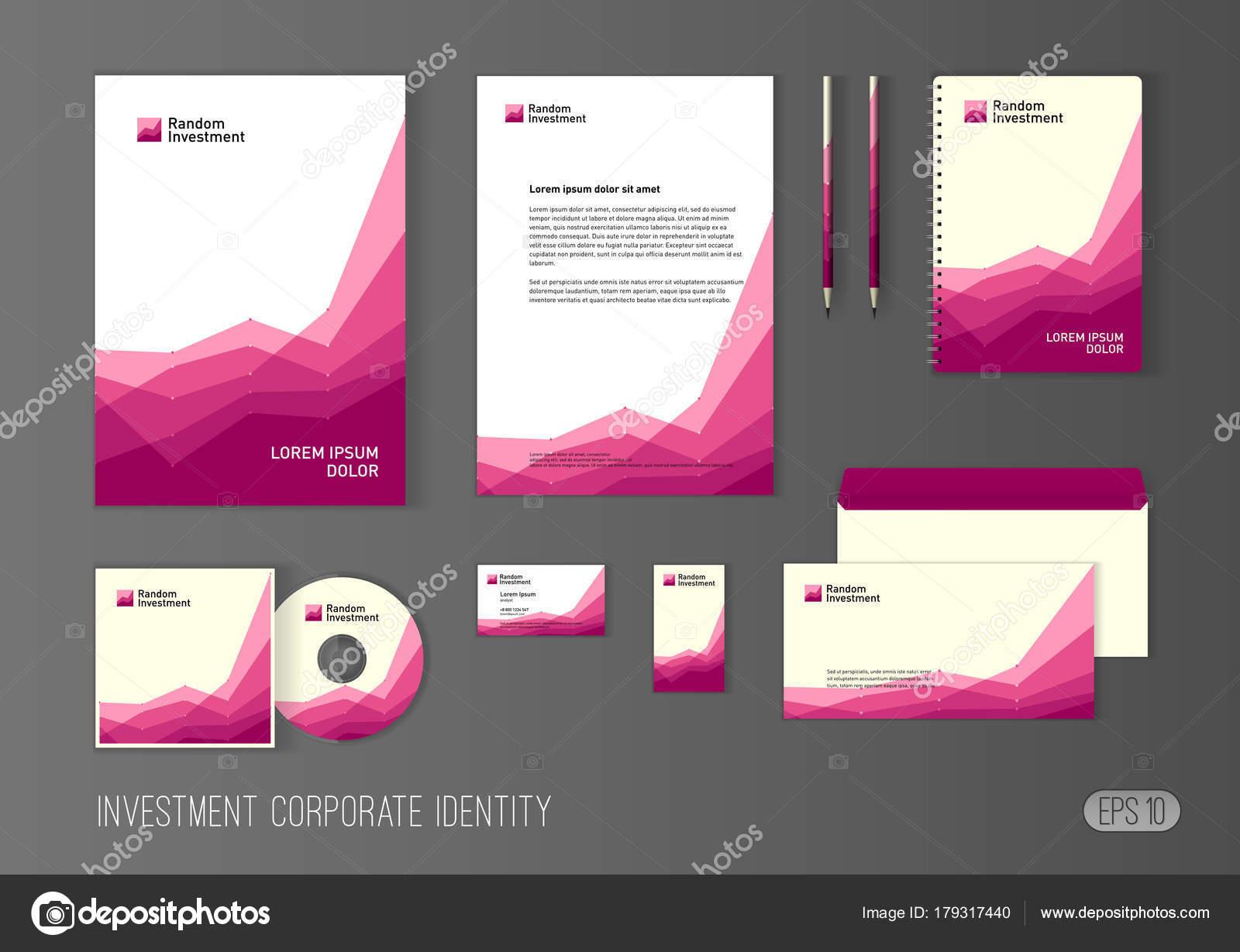 Corporate Identity-Vorlage für Beteiligungsgesellschaft ...