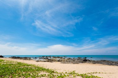 Landscape of Koh Lanta Klong Hin beach