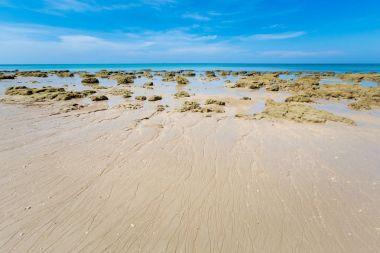 Landscape of Koh Lanta Klong Khong beach
