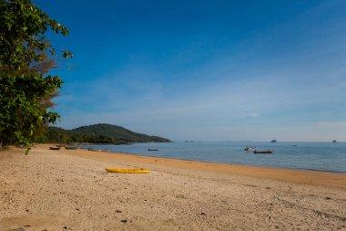 Klong Muang beach in Krabi