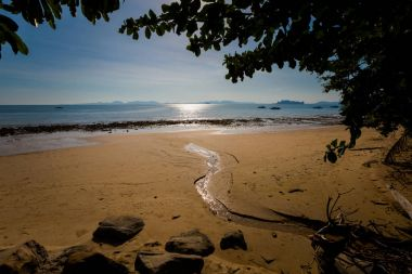 Tup Kaek beach in Krabi