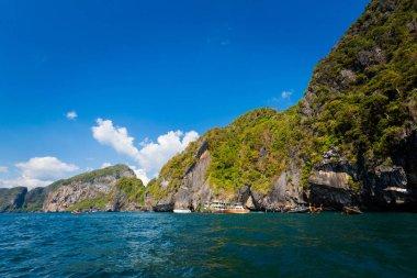 Emerald Cave in Thailand