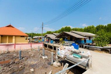 Koh Mook village in Trang