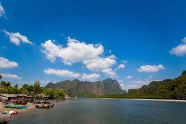 Tha Lane Bay Krabi landscape