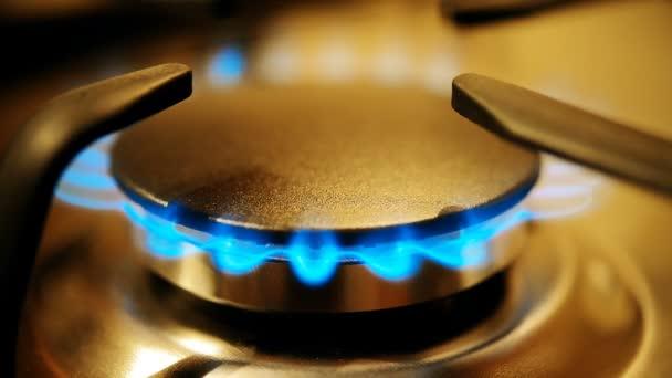 podlahové plamen plyn