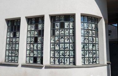 Facade of Schindlers Fabrika - Krakow - Poland